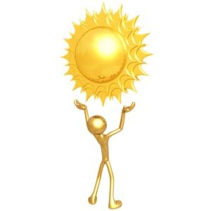 Clip Art Sun4