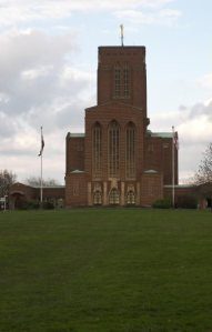 Guildford Cathedral 1